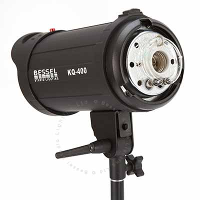 KQ400 Studio Lamp (400W/s)