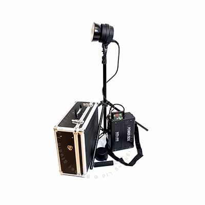 WP6-400 Portable Flash kit (400W/s)