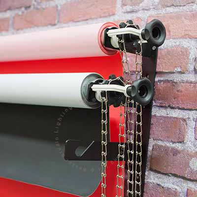 Wall/Ceiling Kit 4 Roll (metal chains)
