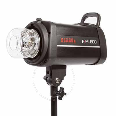 BM600 High Speed Studio Lamp (600W/s)
