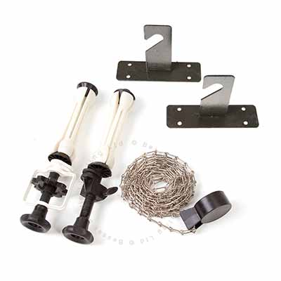 Wall/Ceiling Kit 1 Roll (metal chains)